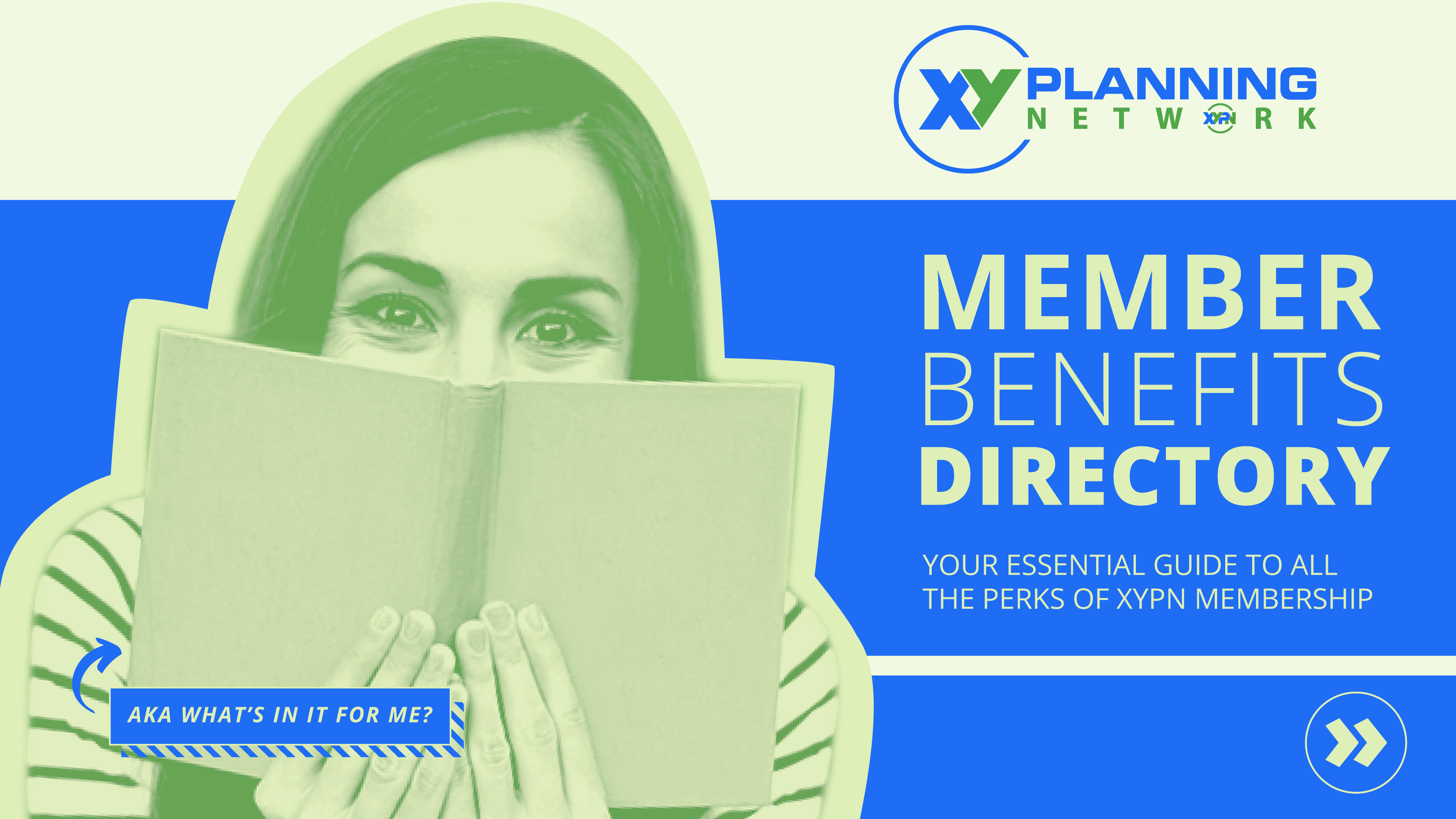 Member Benefits Directory cover